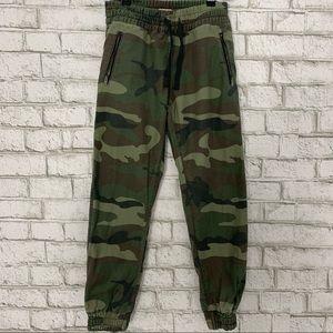 SALE TNA Camouflage Joggers / Pants